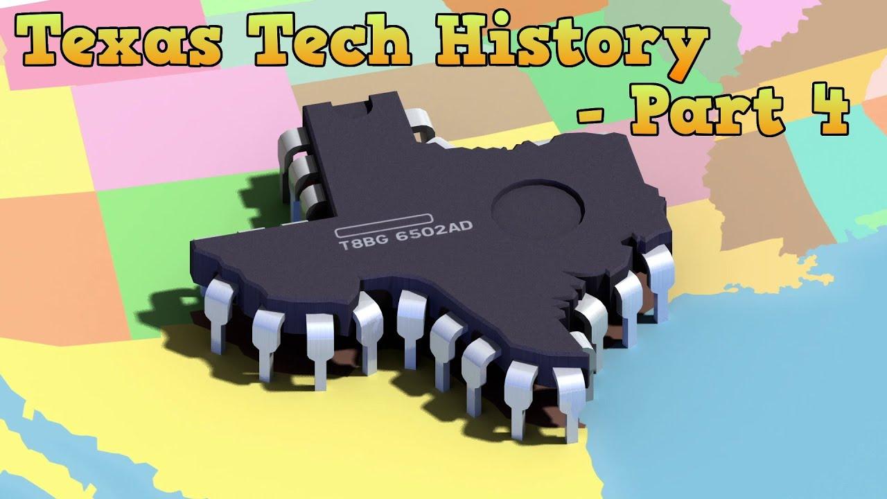 Texas Tech History - Part 4 - AST, Mouser, Cyrix, Apple.
