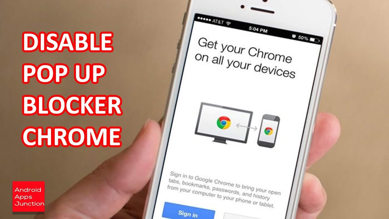 how to prevent pop ups on iphone
