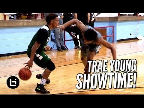 The Trae Young Show At Elite 14! Raw Highlights