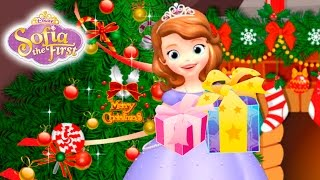 Sofia the First: CHRISTMAS TREE. Games online