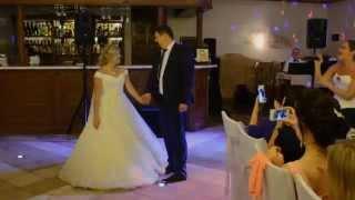 Танец невесты и папы (Свадьба Ани и Артема)