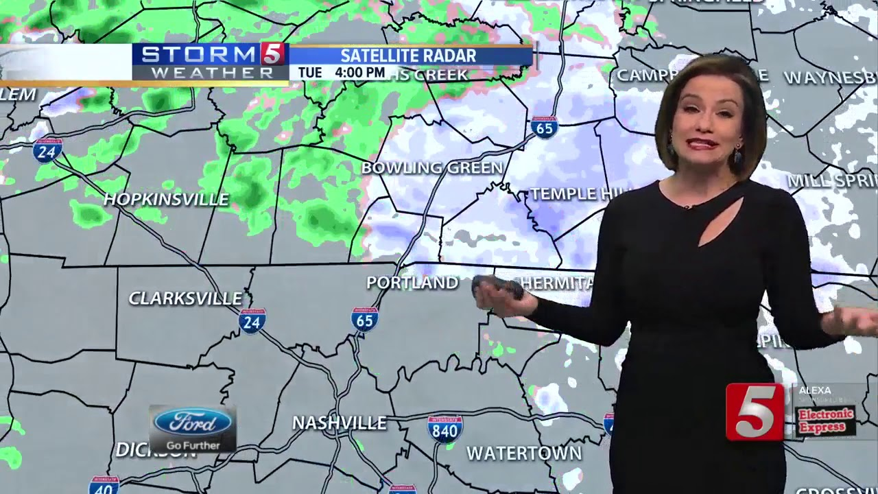 Winter weather advisory issued for parts of Middle Tennessee