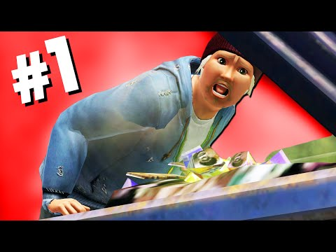The Sims 3 #1 - МЫ БОМЖИ?!
