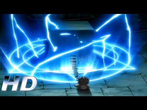 Alphonse vs Kimblee (Eng Dub) - Fullmetal Alchemist
