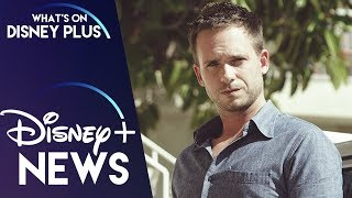 """National Geographic Announce """"The Right Stuff"""" Starring Patrick J Adams"""