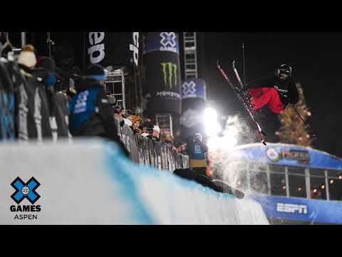 Cassie Sharpe wins Women's Ski SuperPipe gold | X Games Aspen 2019