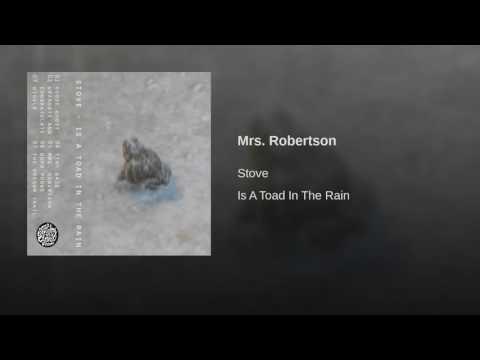 Mrs. Robertson