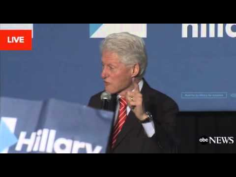 Bill Clinton Defends Signing The Controversial 1994 Crime Bill