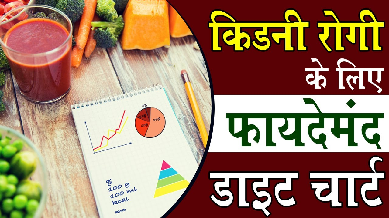 Healthy Food Diet Chart For Chronic Kidney Disease Patients Diet In Ckd Hindi Youtube