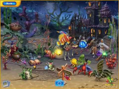 Fishdom: Spooky Splash™ By Playrix® Official Trailer