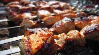Лучший рецепт маринада для шашлыка из свинины