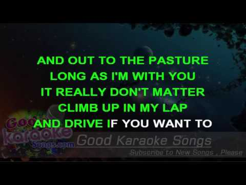 Big Green Tractor -  Jason Aldean (Lyrics Karaoke) [ goodkaraokesongs.com ]