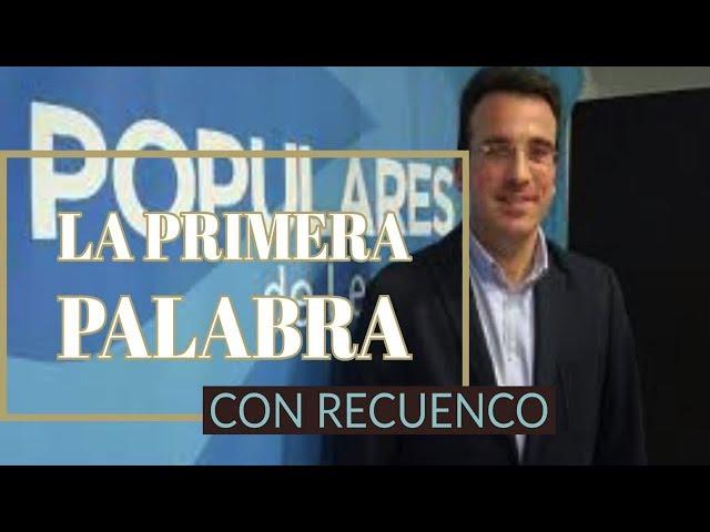 Miguél A.Recuenco  en #LaPrimeraPalabra