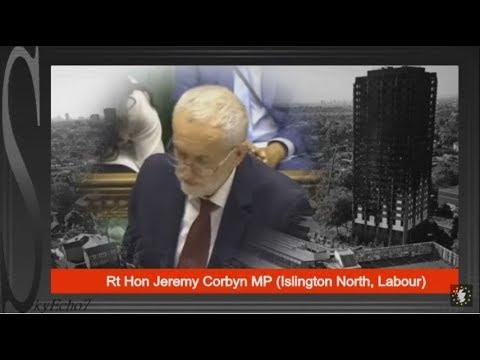 Grenfell Tower Fire: Jeremy Corbyn