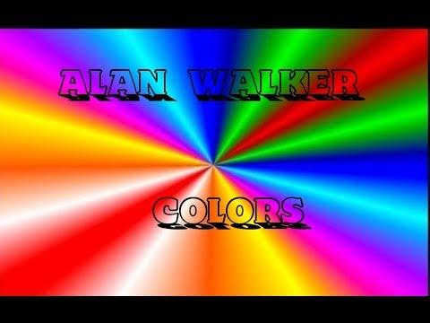 Alan Walker   Colors