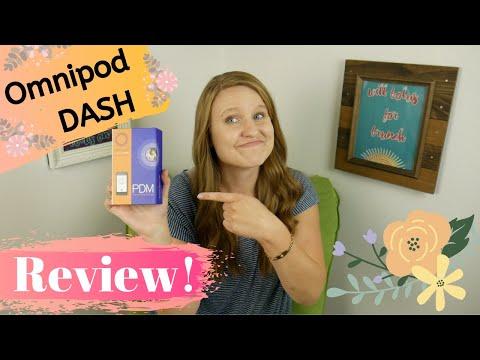 *NEW* Omnipod DASH Insulin Pump Review!