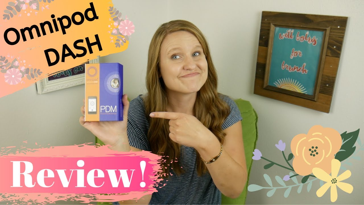 *NEW* Omnipod DASH Insulin Pump Review!