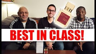 Baccarat Rouge 540 by Maison Francis Kurkdjian Fragrance / Cologne Review