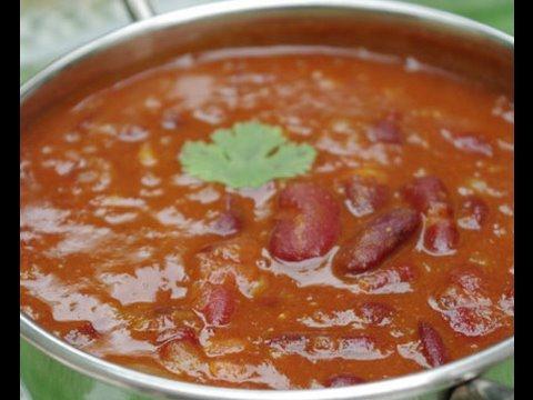 Recette indienne de haricots rajma youtube - Cuisiner haricot rouge ...
