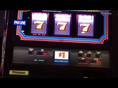 SIZZLING SEVENS SLOT MACHINE WINS AT FIREKEEPERS CASINO!