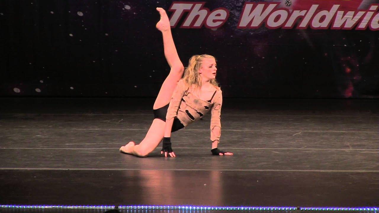 how to choreograph a contemporary dance solo