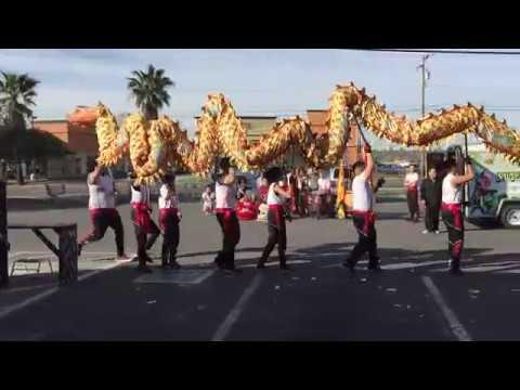 Lion Dance - Chinese New Years 2017 - Sacramento,Ca FULL HD