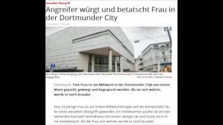 Frau in Dortmund gewürgt und begrabscht: derwesten.de verzichtet auf Täterdetails