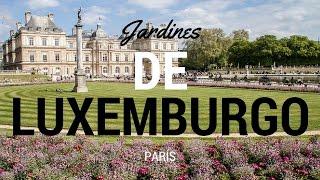 Jardines de Luxemburgo París