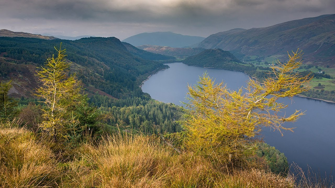 The proposed Zip Wire over Thirlmere - YouTube