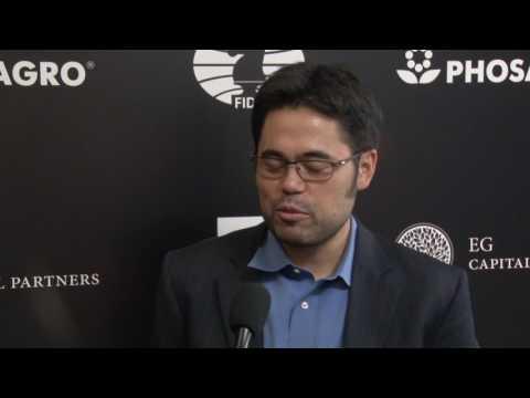 Day 4 Interview with GM Hikaru Nakamura