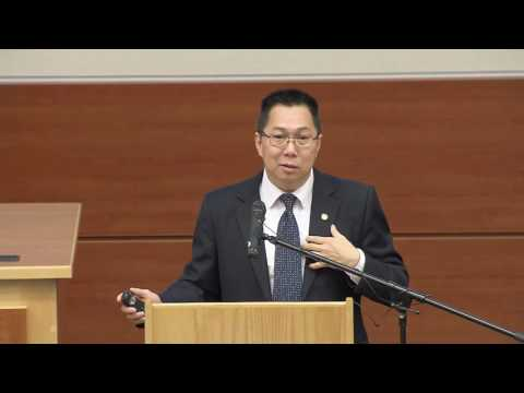 Graduate Orientation 2016 | Dr. Leonard Lye