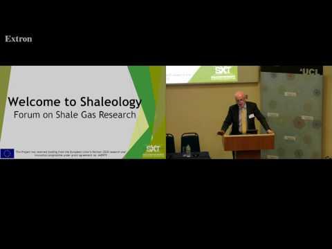 Shaleology Forum, Part 3/4, Geological Society London, 19/12/2016