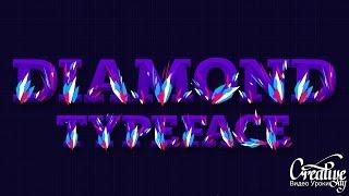 Cinema 4D Разбор проекта Diamond TypeFace