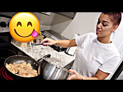 HOW TO MAKE ORANGE CHICKEN | COOKING WITH THE PRINCE FAMILY (PART 25)