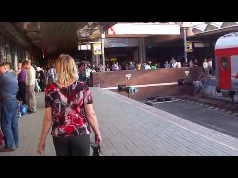 Moskva Leningradsky Station
