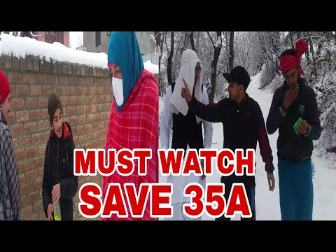 After Article 35A Breakdown|Kashmiri Funny Video