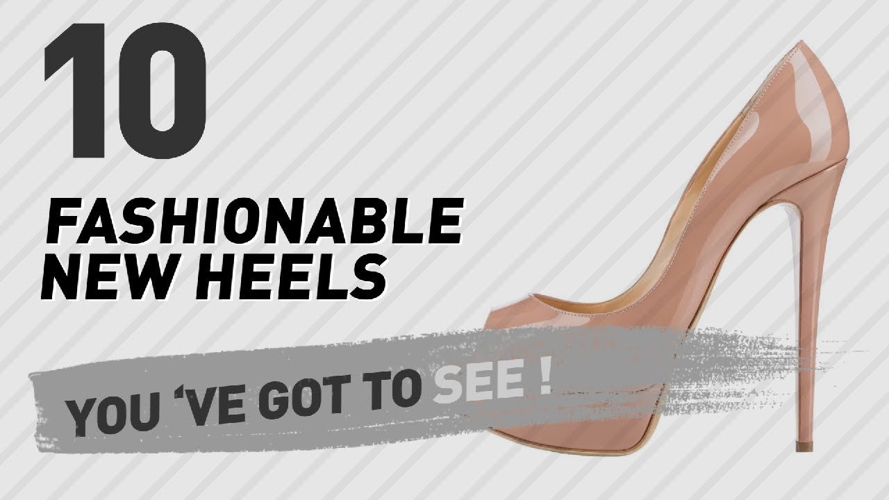 82a372f66d4 Merumote Women s Pumps   Heels    New   Popular 2017 - YouTube