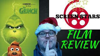 The Grinch (2018) Animated Christmas Film Review