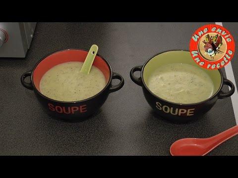 soupe-de-courgette-à-la-vache-qui-rit---une-envie,-une-recette