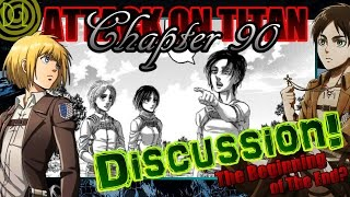 Video What Happened to Eren?? (Attack on Titan) Chapter 90: Discussion! | DarkLogic | download MP3, 3GP, MP4, WEBM, AVI, FLV Februari 2018
