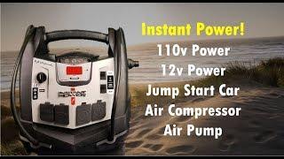 Schumacher XP2260 - AC Güç Pompa Lastik Atlama Başlangıç Araba Oluşturun