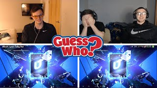 EXTREME GUESS WHO EPISODE 6!!! Madden NFL 20 Opening!!!