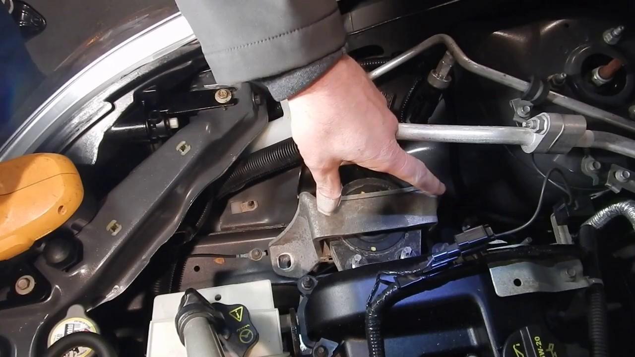2011 Ford Focus Engine Vibration