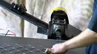 Станок для производства сетки Рабица(Полуавтоматический станок для изготовления сетки рабицы., 2010-10-06T20:59:09.000Z)