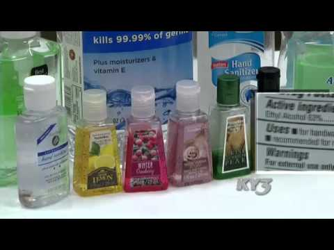 New Dangerous High School Trend High On Hand Sanitizer Youtube