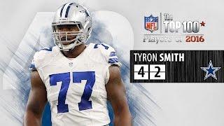 #42: Tyron Smith (OT, Cowboys) | Top 100 NFL Players of 2016