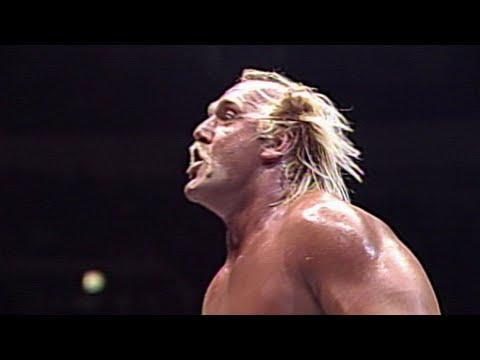 Kamala vs. Hulk Hogan (WWF Championship Match) - WWF in MSG ...