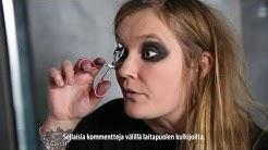 Eeva-Kaisa Metsolan persoonallinen meikki kerää kommentteja – katso, kuinka se syntyy