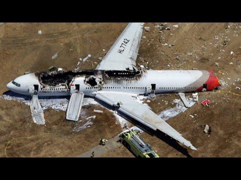 Terror In San Francisco   Asiana Airlines Flight 214