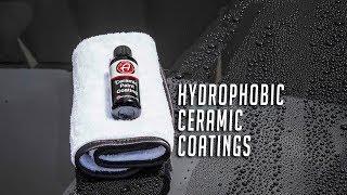 Durable Hydrophobic Ceramic Paint Protection   Adam's Polishes Ceramic Coatings